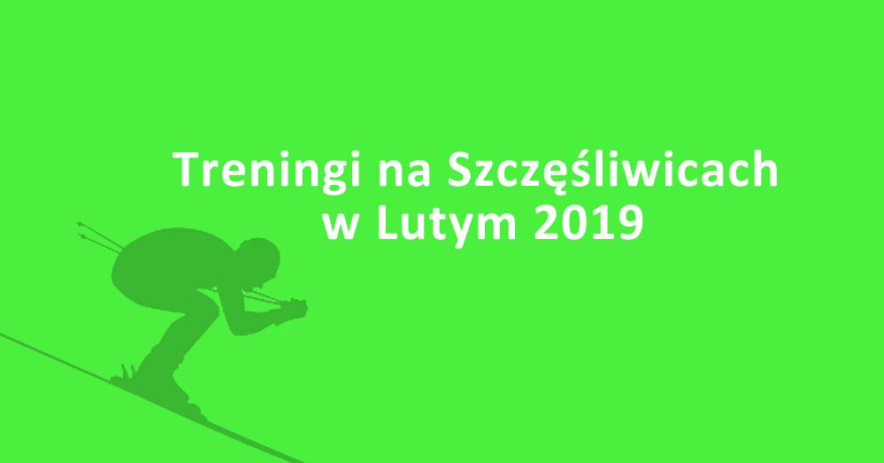Treningi i zajęcia na Szczęśliwicach w lutym: