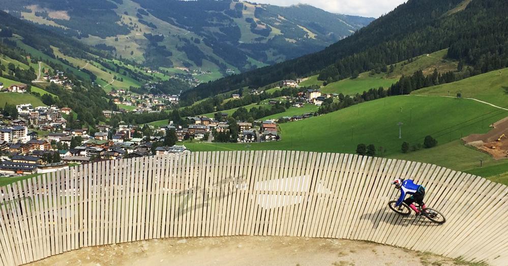 ROWEROWY TRIP DO SAALBACH/Austria 6-10.07