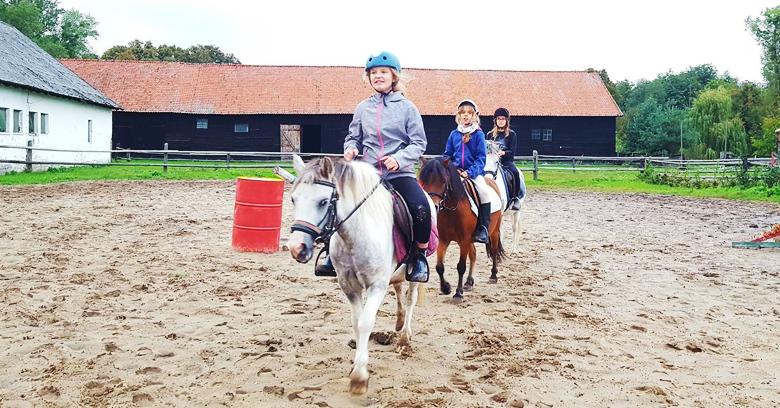Wyjazd na konie+zawody Pony Cup 4-6.10.2019