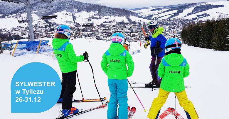 Szkolenie narciarskie Tylicz 26.12-31.12