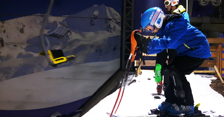 SnowArena – trening narciarski na Litwie 11.10-14.10