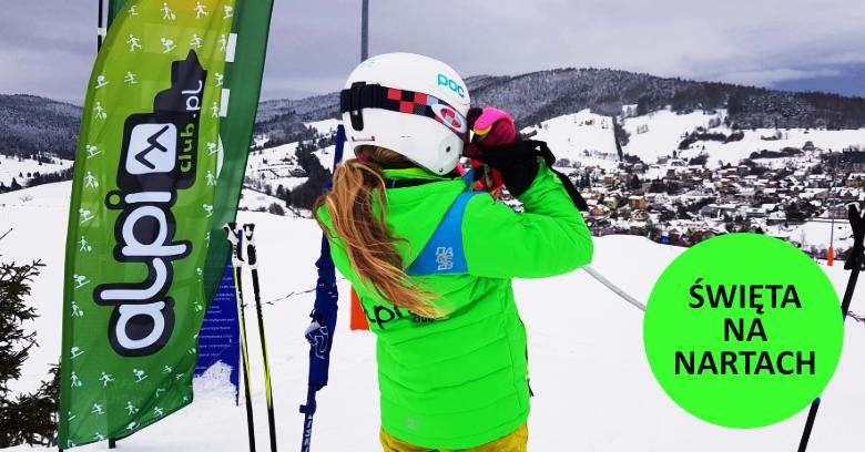 Szkolenie narciarskie Tylicz 26.12.20-02.01.21
