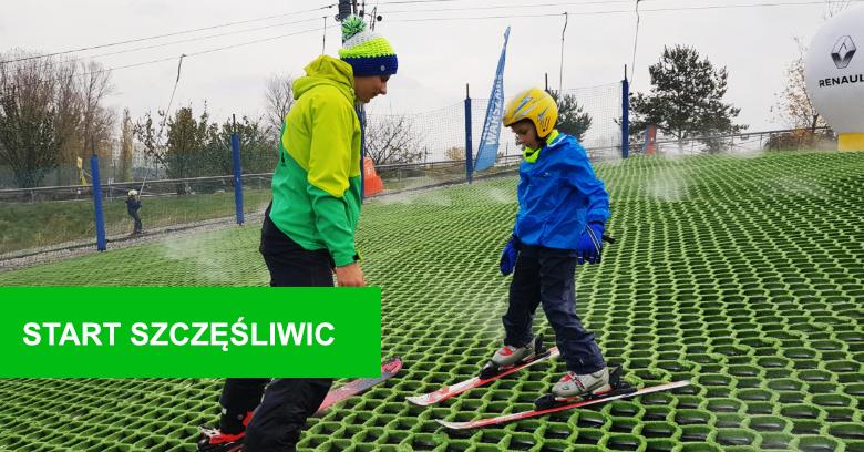 Szkółka narciarska oraz kursy grupowe dla dzieci: