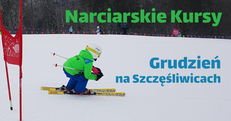 Kursy narciarskie na Szczęśliwicach w grudniu (soboty, niedziele)